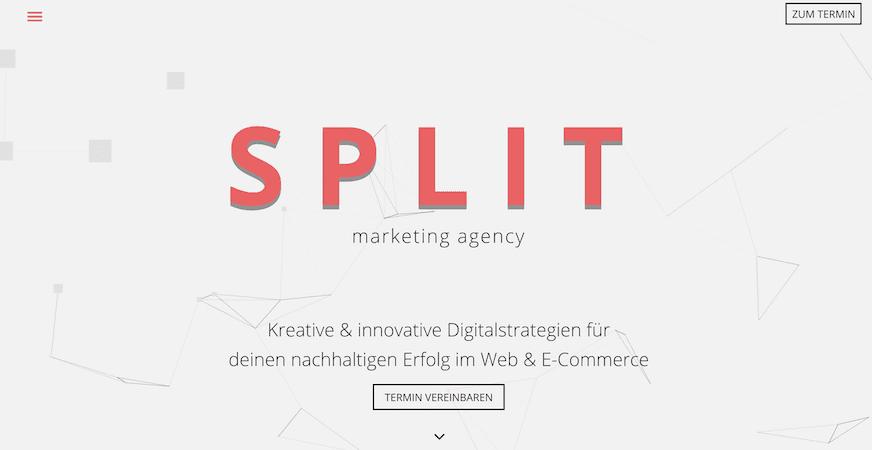 Design Firma - SPLIT Marketing O.G. GmbH